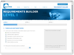 Requirements Builder